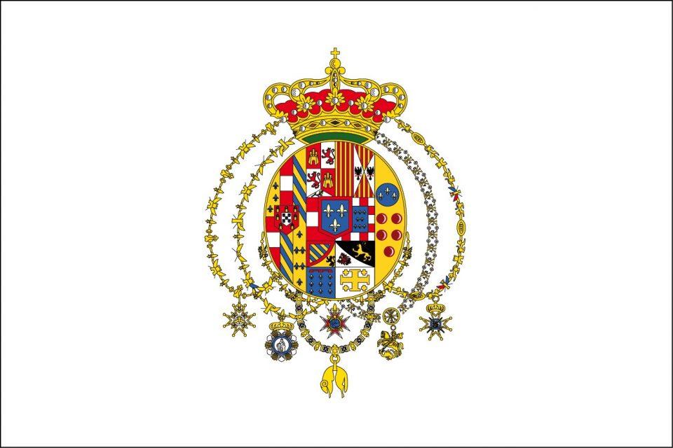 Risultati immagini per bandiera del regno delle due sicilie